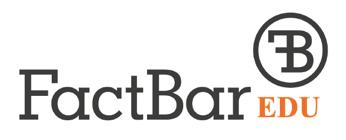 FactBarEDU logo