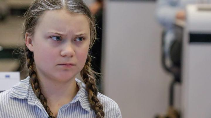 Greta Thunberg has done her science homework