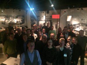 Faktabaarin kehitysryhmän aloituskokous 21.11.2016