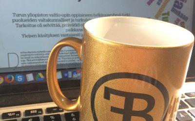 """Faktabaarin joukkoistuskilpailun voittajatyö: """"Puolueet eivät juuri valehtele ohjelmissaan"""", Prof. Wiberg ja tutkimusryhmä"""