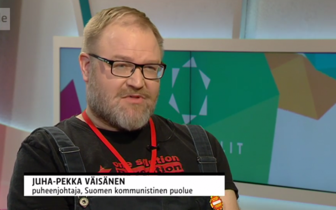 SKP:n Väisänen: Helsingin ylijäämä 2016 oli 559 miljoonaa euroa