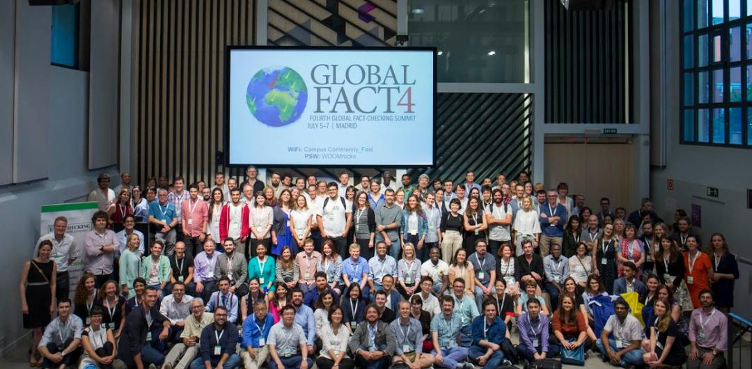 Faktantarkistus kasvaa ja uusiutuu – #GlobalFact4